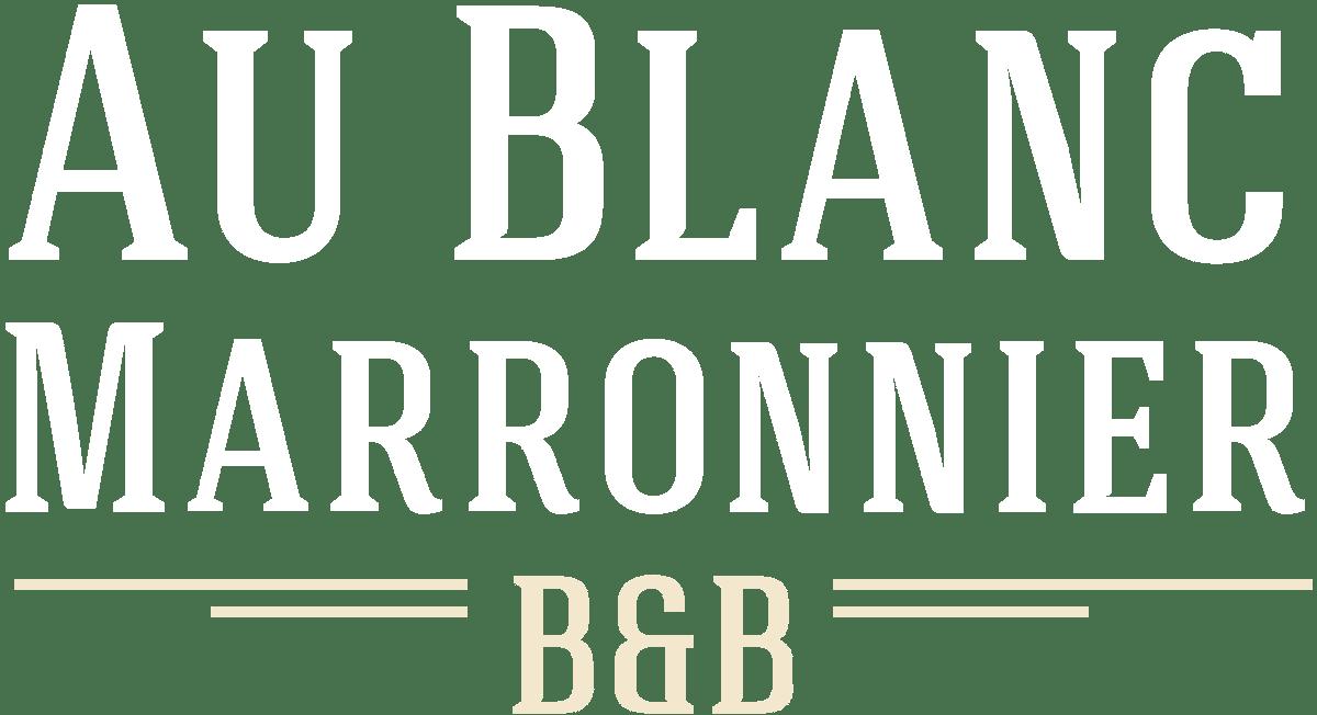 Au Blanc Marronnier